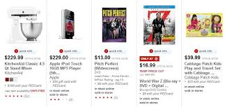 list of target black friday dvds target redcard black friday exclusive deals thesuburbanmom