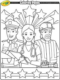 get ready for labor day with this printable coloring page free