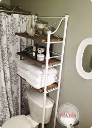 Diy Bathroom Shelving Ideas 24 Best Diy Bathroom Decor Ideas Images On Pinterest Home