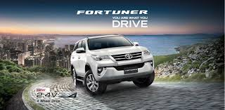 new lexus thailand toyota fortuner gets new 2 4 v 4wd variant u0026 added features in