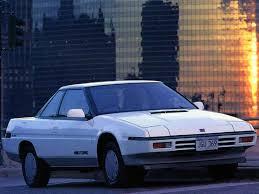 1986 subaru xt subaru alcyone 1985 1986 1987 1988 1989 купе 1 поколение ax