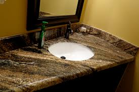 bathroom granite countertops ideas granite countertops for bathroom interior and exterior home design