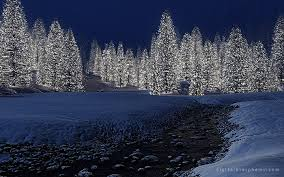snowy christmas pictures digital blasphemy top 25 rated christmas wallpapers