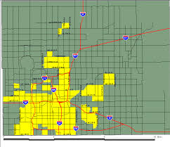 okc zip code map greater oklahoma city economic development state map