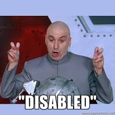Workers Comp Meme - too disabled for the postal route but fit for the ski slopes