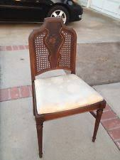 Refinishing Cane Back Chairs Cane Back Chair Ebay