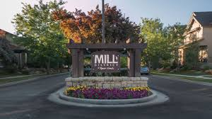 Boise Hunter Homes Floor Plans by The Mill District At Harris Ranch Boise Idaho