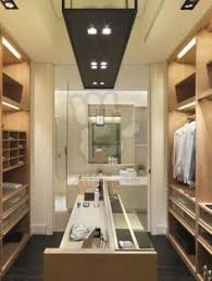 Can Walk Through Dressing Area To Get To Master Bath To Make It A - Bathroom with walk in closet designs