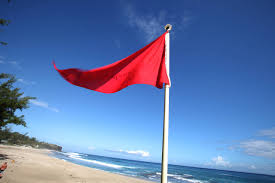 Beach Red Flag Another Red Flag For U S Stocks Barron U0027s