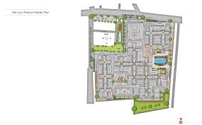 podium floor plan plans abhinandan a project by klp projects
