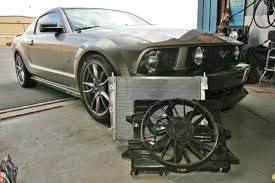 2005 mustang gt upgrades fr500s radiator and fan upgrade daily driven s197 mustang