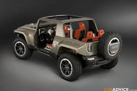 diesel brothers hummer 2008 hummer hx concept photos 1 of 6