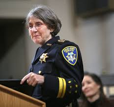 oakland police chief under fire for response to raid by federal
