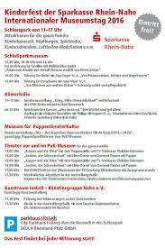 Drk Bad Kreuznach Heute In Bad Kreuznach 22 05 16 Kinderfest Mit Besuch Von