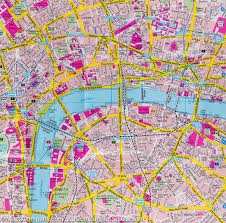 Map Of London England by London City Pocket Map England Freytag U0026 Berndt U2013 Mapscompany