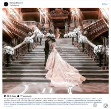 Wedding Dress Websites Fashion Pulis International Websites Feature Wedding Gown Of