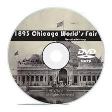 Chicago World S Fair 1893 Map by 1893 Chicago World U0027s Fair Columbian Exposition 50 Historical