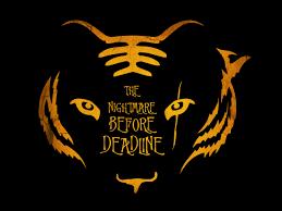 halloween poster design 2015 vol 3 tiger is an art work for
