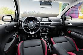 new kia picanto v3 0 meet korea u0027s slickest city car yet the