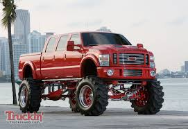 customized truck 2010 ford f 250 might be overkill but its cool lifted trucks