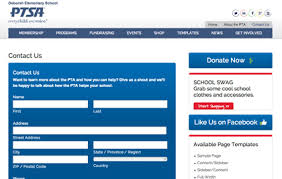 deborah pta website builder
