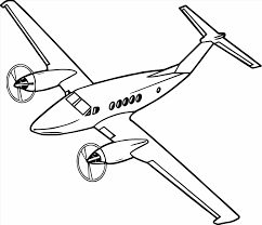 airplane coloring pictures newcoloring123