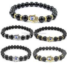 mens bracelet styles images 6 styles black beads bracelet jewelry men beads bracelet volcano jpg