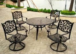 Patio Furniture Refinishers Refinish Aluminum Patio Furniture Icamblog