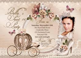 Sweet 16 Invitation Cards By Cynthia Morshedi By Bellaluella On Etsy