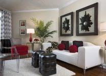 bold and modern ideas for decorating living room interesting ideas