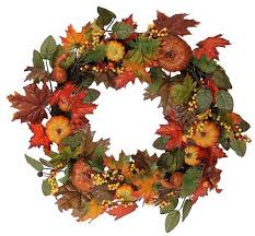 thanksgiving wreaths infobarrel