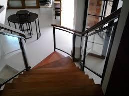 glass stair railing cavitetrail glass railings philippines