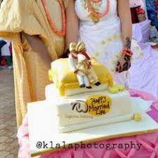 nigerian traditional wedding cake designs are usually a reflection