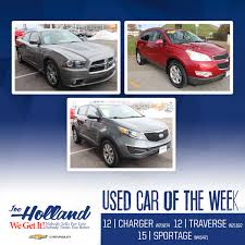 featured used cars at joe holland chevrolet in south charleston wv