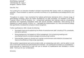Executive Cover Letter Tips Executive Cover Letters Sles By Chopin Writing