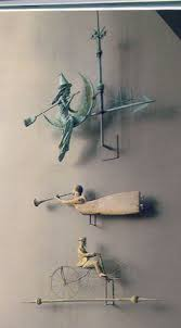 Design For Antique Weathervanes Ideas Polished Baseball Batter Weathervane Weathervanes Pinterest