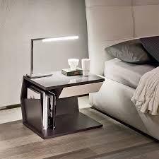 furniture marvelous narrow nightstand design with unique vase