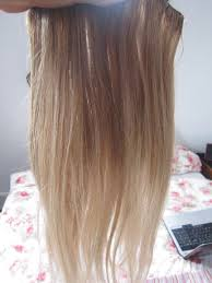 Can You Dye Halo Hair Extensions by Review Beauty Works Dip Dye Extensions Steph Style