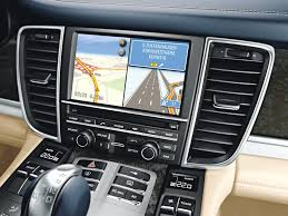 Porsche Cayenne Navigation System - porsche panamera interior officially revealed autoevolution