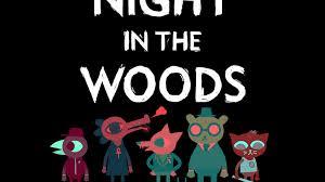 night in the woods by infinite fall u2014 kickstarter