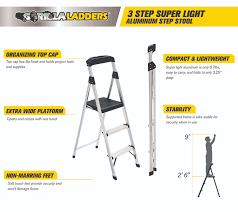 gorilla platform home depot black friday gorilla ladders 3 step aluminum step stool ladder with 225 lb