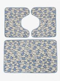 tappeti da bagno tienne set 3 pezzi tappeti da bagno mec shopping