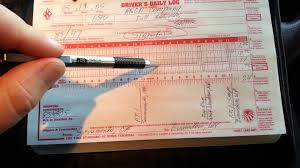 how to fill out a truck driver log book new and updated video