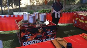 carnival party rentals rooster roast carnival rental lets party