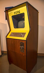 Turn A Coffee Table Into An Awesome Two Player Arcade Cabinet by Pong Wikipedia