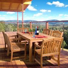 patio ideas teak outdoor furniture san francisco bay area teak