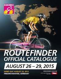 eurobike 2015 route finder by biedermann jan issuu