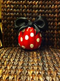 minnie mouse painted pumpkin 59 design room