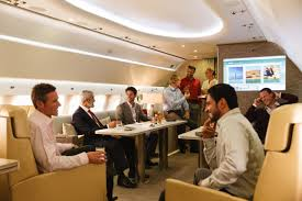 luxury jets whisk vips in flying palaces cnn travel