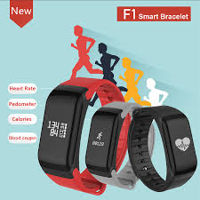 bracelet with heart rate images F1 fitness blood pressure oxygen heart rate monitor smart watch png